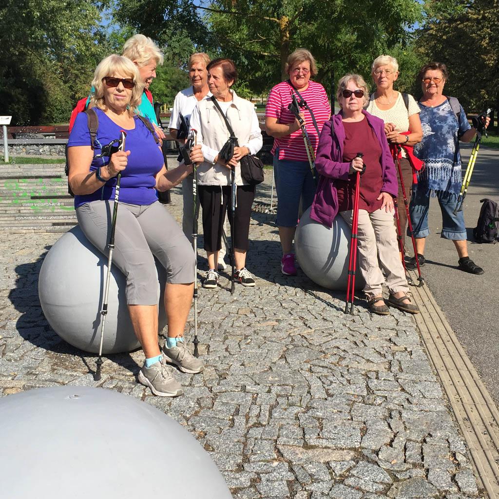 Nordic Walking lekce pro jaro 2019